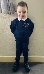 Nursery uniform Boy